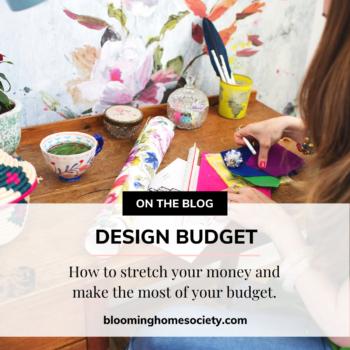 Design Budget