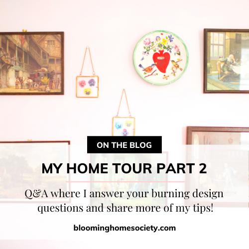 my home tour part 2