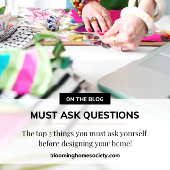 Must-ask questions
