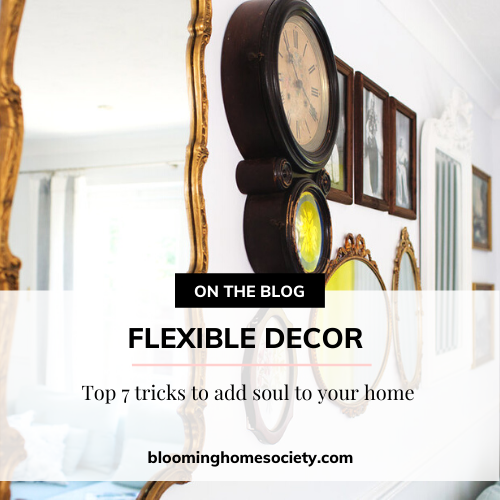 flexible decor