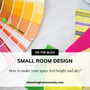 small room design on the blog